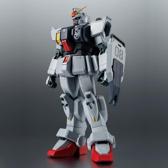 Gundam SIDE MS RX-79(G) Gundam Ground Type ver. A.N.I.M.E. - The Robot Spirits