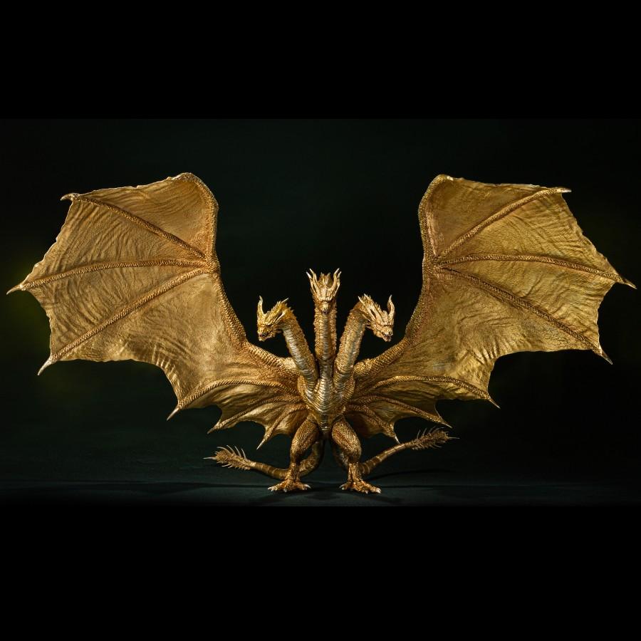 Godzilla - King Ghidorah Special Color 2019 - S.H.MonsterArts