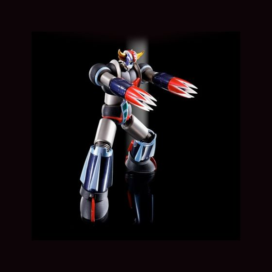 Reconditioned Box - Goldorak Grendizer Kurogane Finish - Super Robot Chogokin
