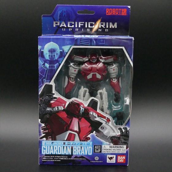Reconditioned figure - Pacific Rim Guardian Bravo - The Robot Spirits