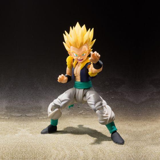 Dragon Ball Z Gotenks Super Saiyan - S.H.Figuarts