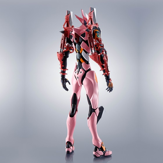 Evangelion : 3.0+1.0 Thrice Upon a Time - Evangelion Production Model-08 Gamma - The Robot Spirits