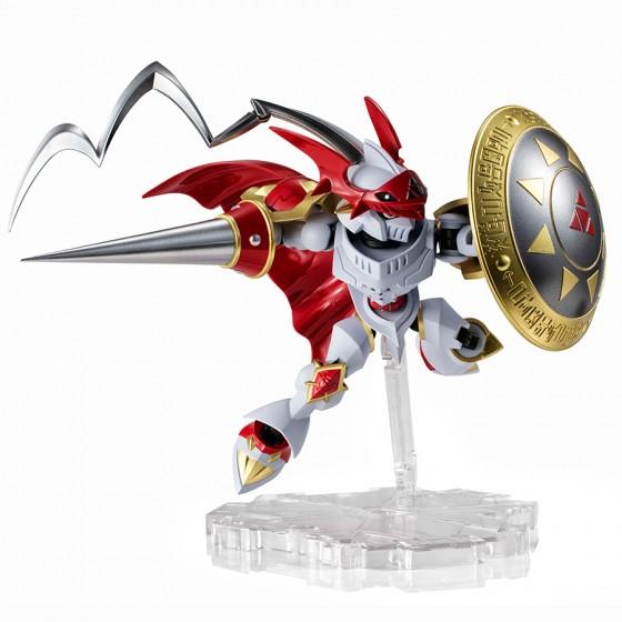 Digimon - [Digimon Unit] Dukemon -Special Color Ver.- Nxedge Style