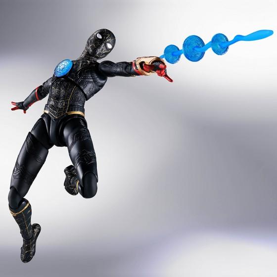 Spider-Man[Black & Gold Suit] (SPIDER-MAN: No Way Home) Special Set - S.H.Figuarts