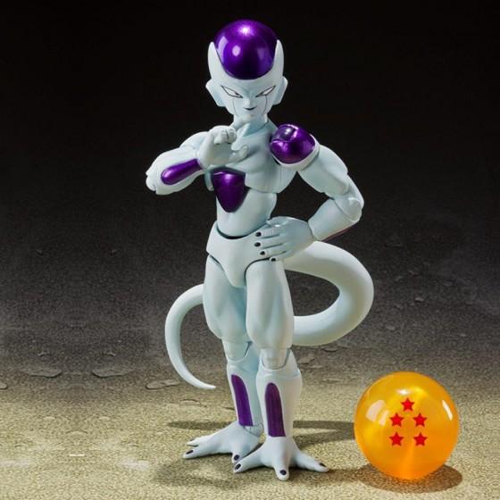 Dragon Ball Z - Frieza Fourth Form - S.H.Figuarts
