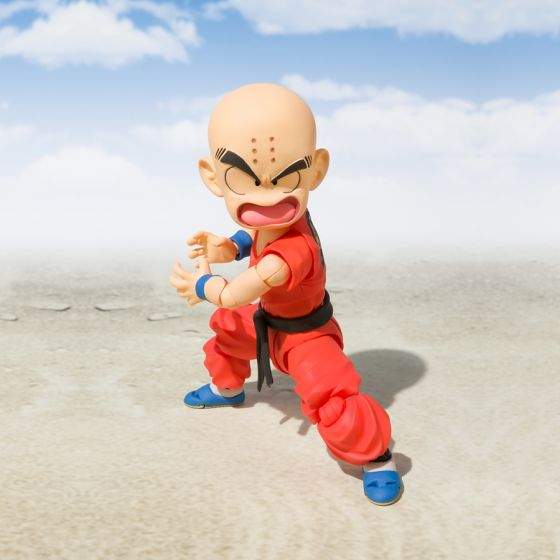 Dragon Ball Kid Krillin - S.H.Figuarts
