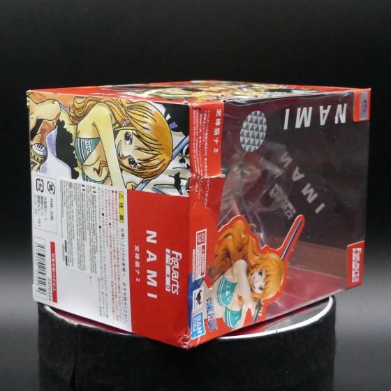 Damaged Box - One Piece Cat Burglar Nami - Figuarts Zero