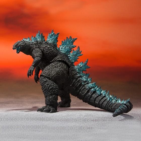 Godzilla VS. Kong 2021 - Godzilla - S.H.MonsterArts