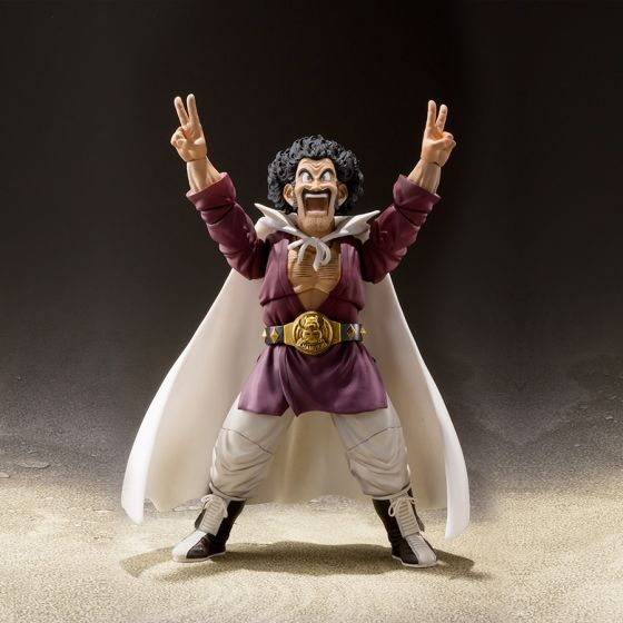 Dragon Ball Mr Satan - S.H.Figuarts