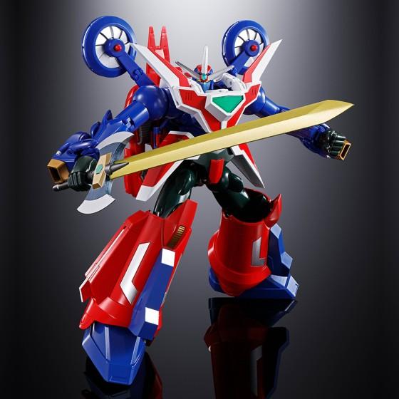 Getter Robo Go - GX-96X G ARMRISER - Soul of Chogokin