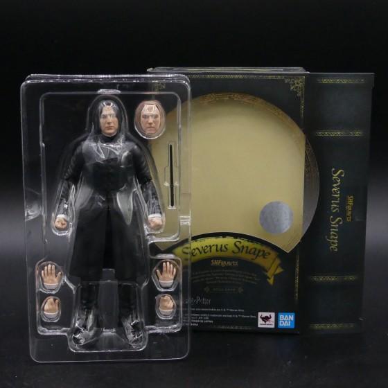 Reconditioned figure : Harry Potter - Severus Rogue - S.H.Figuarts
