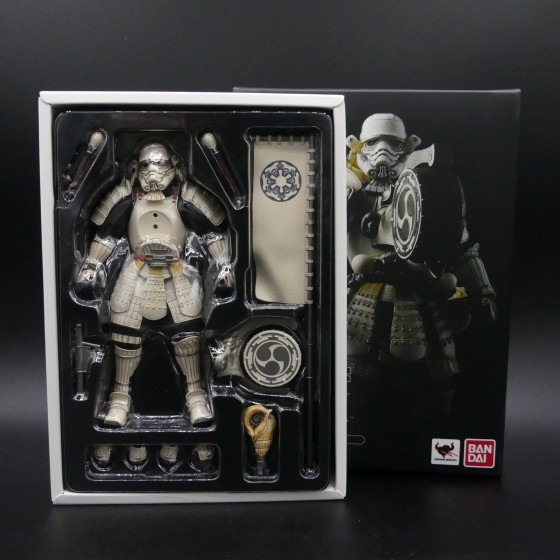 Reconditioned Box - Star Wars Stormtrooper Taikoyaku - Movie Realization