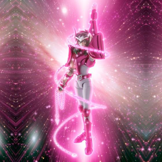 Saint Seiya - Andromeda shun NEW BRONZE CLOTH Revival Ver. - Saint Cloth Myth EX